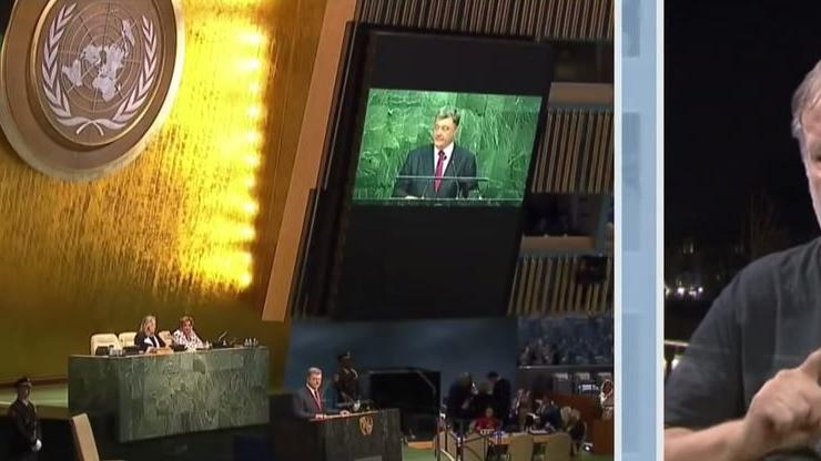 """""""Obama und Putin sind wie Tom und Jerry""""  – RT diskutiert 70. UN-Vollversammlung mit dem Philosophen Slavoy Zizek"""