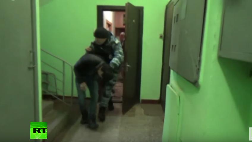 Russische Speznas nehmen Terrorzelle in Moskau hoch