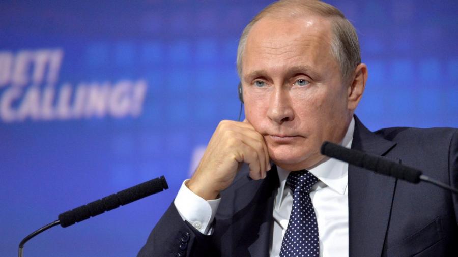 """Die wichtigsten Aussagen aus Putins Valdai-Rede: """"Gesellschaften zwischen Krieg und Frieden"""""""