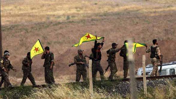 """Türkei bestätigt Luftschläge gegen YPG in Syrien: """"Bereit, alles zu bekämpfen, was uns bedroht"""""""