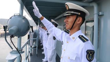 Bildquelle: Verteidigungsministerium China