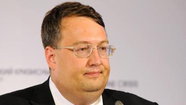 Anton Geraschenko, der Chefberater der Kiewer-Innenministeriums und Hobby-Denunziant mit teilweise tödlichen Folgen - Quelle: RIA