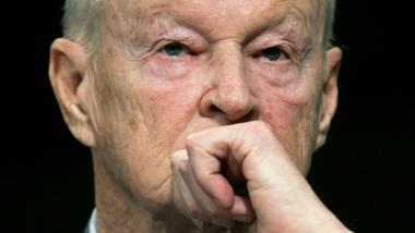 Der ehemalige Präsidenten- und Sicherheitsberater Zbigniew Brzezinski - Quelle: Ruptly