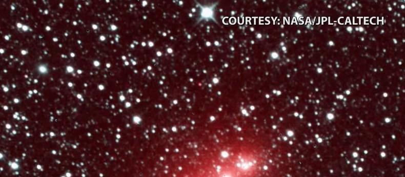 Schlaraffenland? Neu entdeckter Komet enthält Alkohol und Zucker