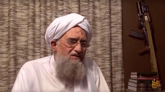 """Al-Kaida Führer ruft in Videobotschaft zur Vereinigung mit IS """"gegen Russland, USA und Europa"""" auf"""