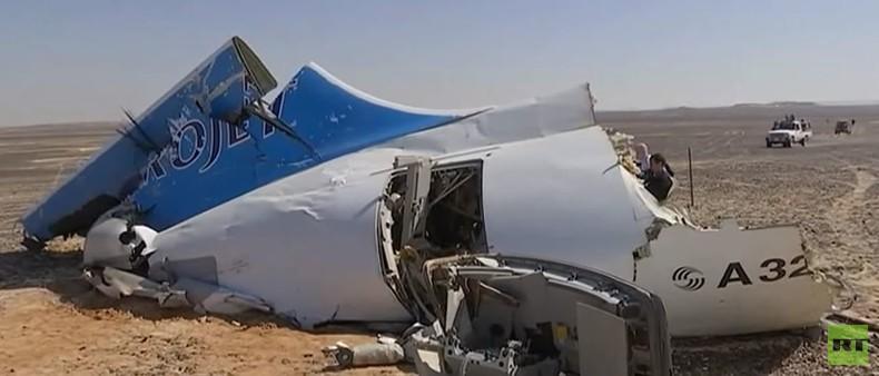 """""""Ein Flugzeug fällt nicht so vom Himmel"""" - RT befragt den Piloten Mark Weiss zum Absturz im Sinai"""