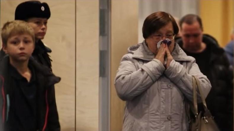 Nach A-321-Absturz: Identifizierung der Todesopfer beginnt in St. Petersburg