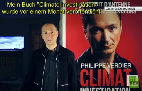 Entlassung wegen Zweifel am Klimawandel: Französischer Meteorologe verliert TV-Job