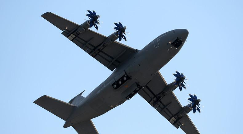 Frachtflugzeug mit russischer Besatzung im Südsudan abgestürzt - bis zu 40 Tote