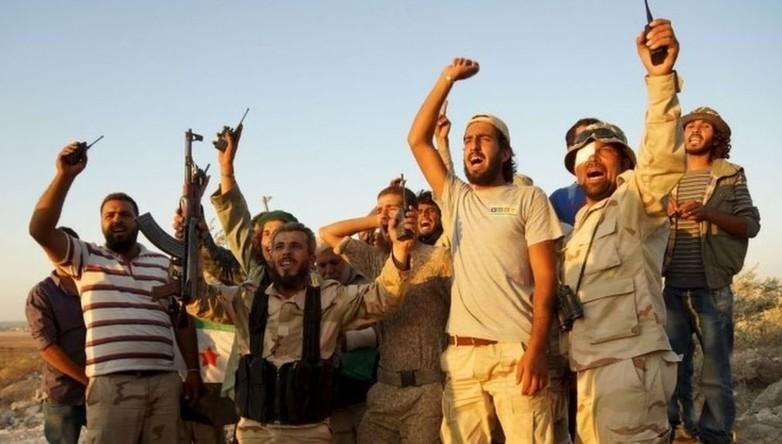 """US-Militärberater beginnen mit Ausbildung """"moderater Rebellen"""" in syrischer Provinz Latakia"""