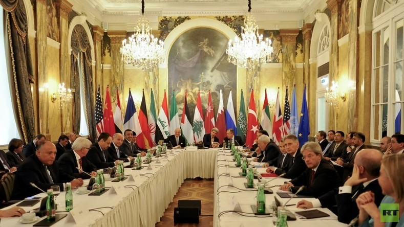 Syrienkonferenz in Wien