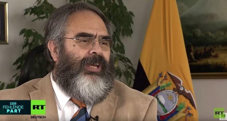 Exklusiv-Interview mit dem Botschafter von Ecuador: Was kann Europa von Lateinamerika lernen?