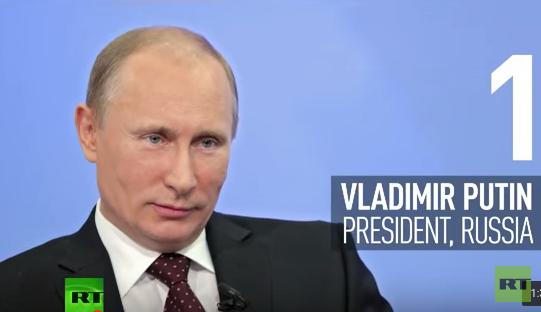 Neue Forbes-Liste: Putin zum dritten Mal in Folge mächtigster Mensch der Welt