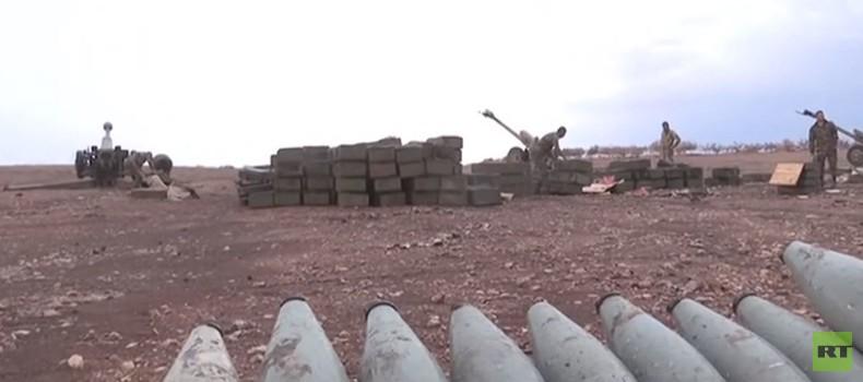 """""""Hoher Blutzoll"""" - RT aus Latakia über die Offensive der syrischen Armee"""