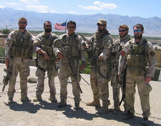 US Navy Seals. Foto US Navy - gemeinfrei