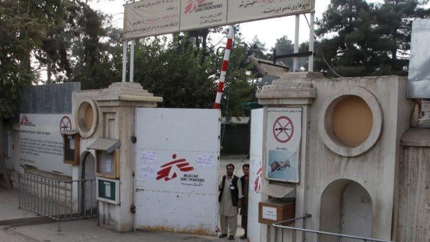 """MSF-Bericht  zu US-Angriff auf Krankenhaus in Kundus: """"Ziel war Töten und Zerstören"""""""