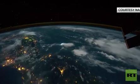Jubiläum im All: 15 Jahre Internationale Raumstation ISS