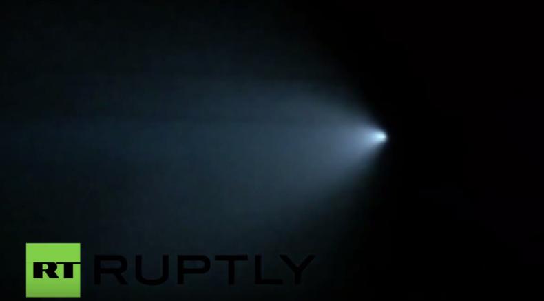 USA: Unbekanntes Flugobjekt entfacht Ufo-Diskussionen im Netz