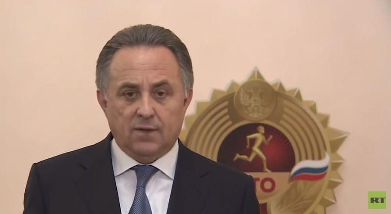 Dopingskandal im russischen Sport? RT Exklusiv-Interview mit russischem Sportminister