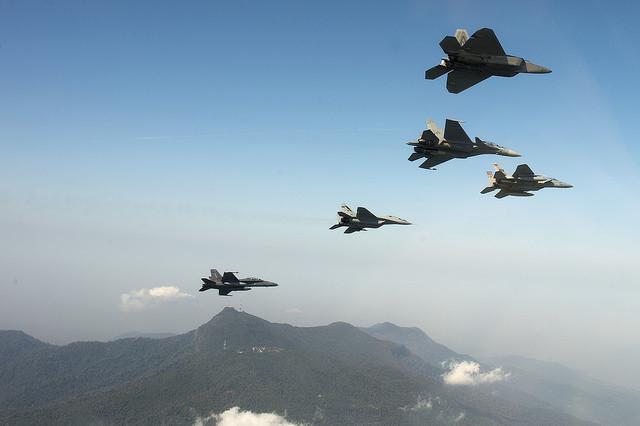 """USA: """"Luftangriffe in Irak und Syrien die genauesten in der Geschichte"""" - Zahlen sagen was anderes"""