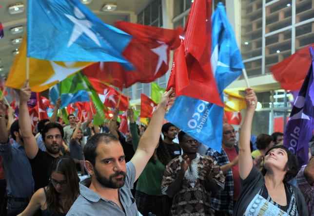 """Neue linke Mehrheit in Portugal: """"Echte Alternative gegen Erpressung und EU-Diktat"""""""