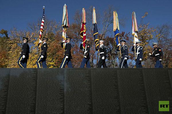 Tag des Veterans in den USA - Heute glorifiziert, morgen obdachlos und vergessen