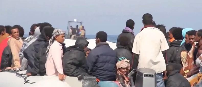 Libyen droht EU mit Flüchtlingen - Keine Lösung im Bürgerkriegsland in Sicht
