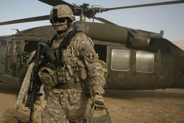 """USA: """"Einsatz von US-Bodentruppen erforderlich, um Teile Syriens einzunehmen und zu verwalten"""""""
