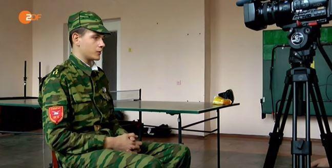 Frontal einseitig – ZDF-Bericht über Kriegsverbrechen und Kindersoldaten in der Ostukraine