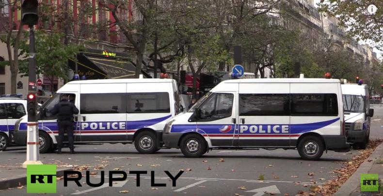 Erneuter Livestream vom Konzertsaal Bataclan nach Terroranschlägen und Geiselnahme in Paris