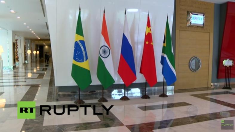 Live aus der Türkei: Staatsoberhäupter treffen für informelles BRICS-Treffen zusammen