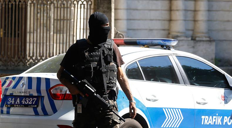 Türkei: Nicht nur Paris - Sicherheitskräfte verhinderten gleichzeitigen IS-Anschlag in Istanbul