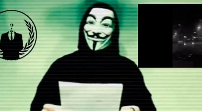 """""""Anonymous wird euch jagen!"""" Hacktivisten erklären dem IS den """"totalen Krieg"""" nach Paris-Attentaten"""