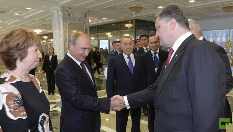 Streit um Milliardenkredit und Schuldenschnitt - Russland geht auf Ukraine zu