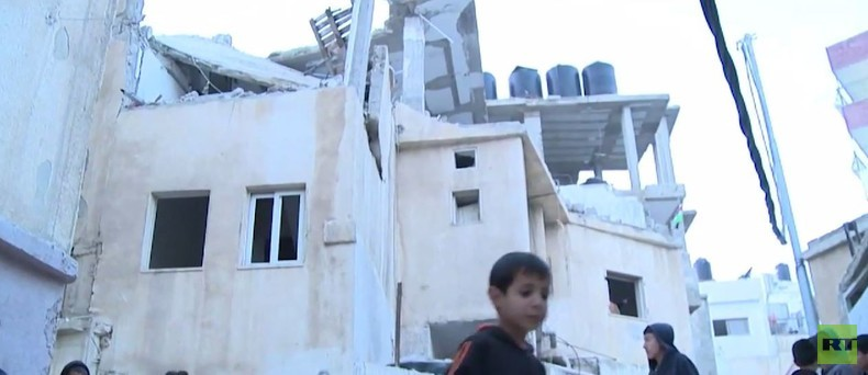 """""""Strafaktion"""" – Israelisches Militär zerstört zahlreiche Wohnhäuser in der Westbank"""