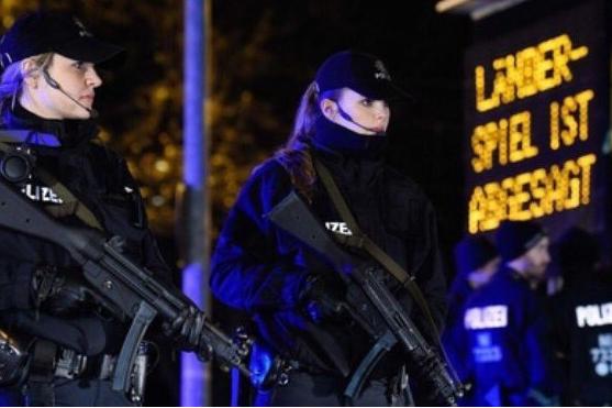 Terrorwarnung in Hannover: Länderspiel zwischen Deutschland und den Niederlanden abgesagt
