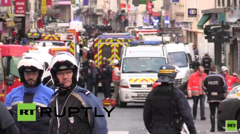 Live: Polizei und Armee auf Terroristenjagd in Paris - 2 Tote, darunter eine  Selbstmordattentäterin