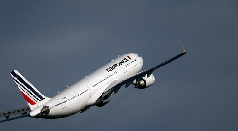 USA: Zwei Air-France-Maschinen nach Bombendrohungen zur Notlandung gezwungen