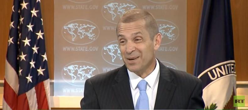 RT fragt US-Außenamt:  Was haben USA bisher getan, um IS-Finanzierung zu stoppen? – Äh…