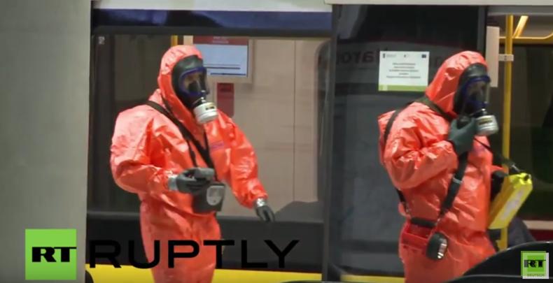 Polen probt den Ernstfall: Terroranschlag mit Chemie- oder Bio-Waffen