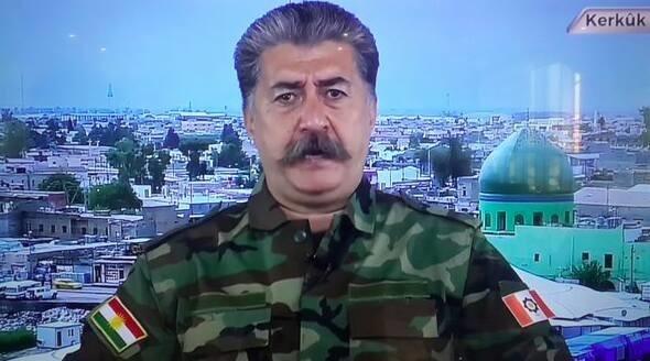 Auch er ist wieder da: Josef Stalin zurück als Peschmerga-Kommandeur