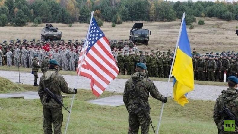 """""""Partnerschaft für den Frieden"""" - Kiew gibt grünes Licht für neues NATO-Großmanöver in der Ukraine"""