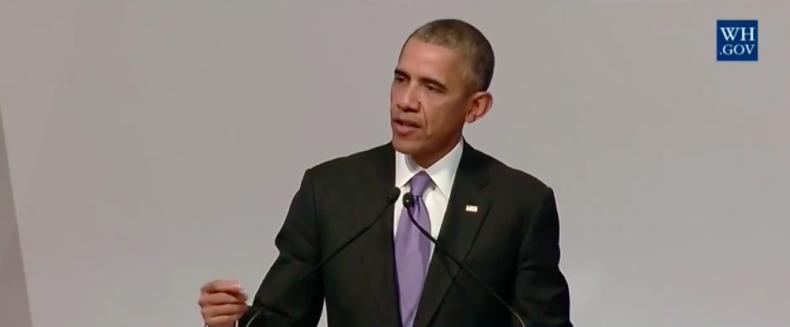 Obama: Assad muss weg und unsere IS-Strategie war und ist die richtige