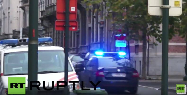 Höchste Terrorwarnstufe in Brüssel: Premier spricht von Terrorserie nach Pariser Vorbild