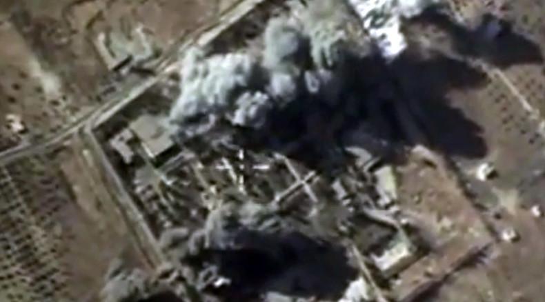 Langstreckenbomber und Seeflotte unterstützen russische Luftoperationen in Syrien