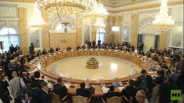 Live: Staatsführer treffen zum Forum Gas exportierender Länder in Teheran zusammen