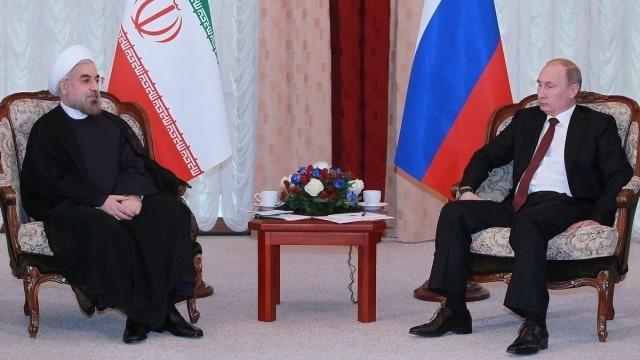 Live: Putin und Irans Präsident Rohani geben gemeinsames Pressestatement