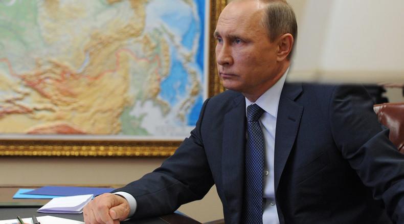 Putin: Mit Abschuss des russischen Flugzeugs agiert Türkei als Komplize von Terroristen
