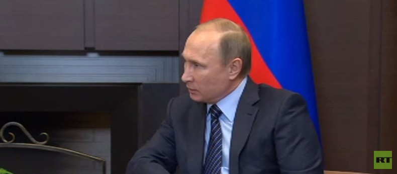 Pressekonferenz von Putin zum Abschuss der Su-24 - Deutsche Übersetzung