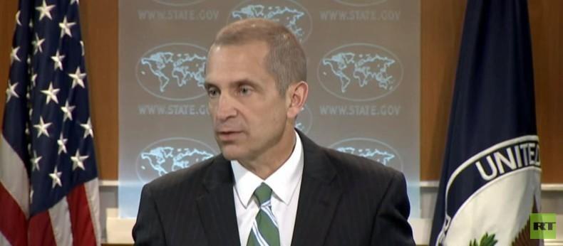 """RT fragt US-Außenamt nach manipulierten Berichten zum IS – """"Unangebracht jetzt darüber zu reden"""""""
